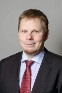 Bioenergy Europen puheenjohtaja Hannes Tuohiniitty